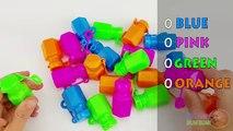 Дующий бутылки пузырь пузыри Дети цветной цвета цвета для Узнайте обучение вверх Топ с