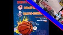 Basketball : Nantes Basket ( Pro B ) / Cholet ( Pro A ) à Montaigu , Jeudi 31 Août 2017 !