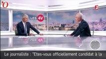Laurent Wauquiez confirme sa candidature à la présidence des Républicains