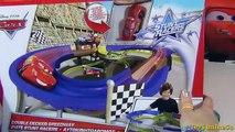 Coches el Delaware por Doble carrera corredores pista de carreras truco pista 2 decker juguete superpista carreras acr