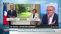 Brunet & Neumann: Qui seront les gagnants de la réforme du Code du travail ? - 01/09