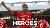 Anfield Heroes  Steven Gerrard