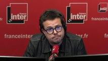 Muriel Pénicaud au micro de Nicolas Demorand