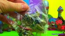 Dinosaure dinosaures Oeuf des œufs jurassique jouet dino casse-tête des dinosaures jouets surprise 3d