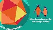 FUN-MOOC : Éducation par la recherche : climatologie à l'École
