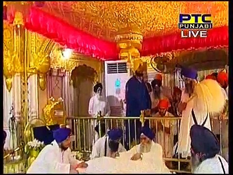 Live Kirtan from Sri Darbar Sahib, 1 September 2017 (Morning)