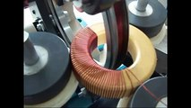 TOROIDAL WINDING MACHINE MADE SIMPLE Any one can make it 2