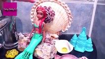 Visage petit sirène peinture le le le le la disney Alice la petite sirène Ariel Ariel transformation Disney