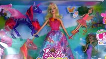 Barbie Mermaid Princess Unicorn Fairy And The Secret Door Playset Mini Dolls Wat