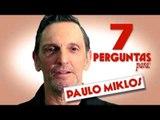 7 perguntas para Paulo Miklos: carreira de ator, Rock In Rio, Seleção e mais