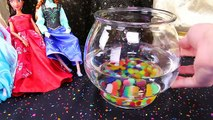 Bain bombe sortir ensemble grenouille gelé Jeu de de ou Princesse Elsa elena anna évaluer prince Fizzie Surp