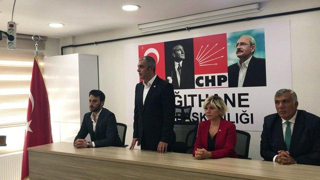 CHP Kağıthane'de Bayramlaşma  - İstanbul Ses Gazetesi
