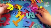 Animales bebés coches colores para aprendizaje números enseñar niños pequeños juguete Lego gumballs