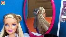 Comment à ondulation poupée cheveux bricolage coiffures tutoriel faire enfants jouets