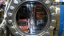World's Most Powerful X-Ray Laser Will Show How Chemical Reactions Happen