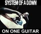 A 16 ans ce surdoué de la musique reprend seul du System Of a Down à la perfection!