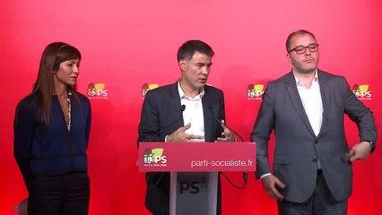 Loi travail : la réaction du Parti socialiste