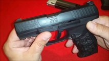 ArmaLaser GTO/FLX Red Laser Sight for Walther PPQ M2/PPX GTO