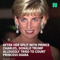 Trump remarks about Lady Diana