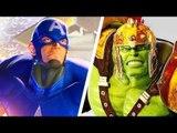MARVEL VS CAPCOM INFINITE Gameplay (Hulk VS Thor) PS4, Xbox One, PC