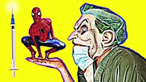 Spiderman vs Venom ! Superman vs Venom ! Doctor Strange vs Venom ! Superheroes In Real Lif