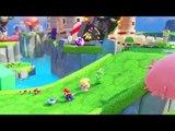 MARIO + THE LAPINS CRETINS Kingdom Battle Gameplay (E3 2017)