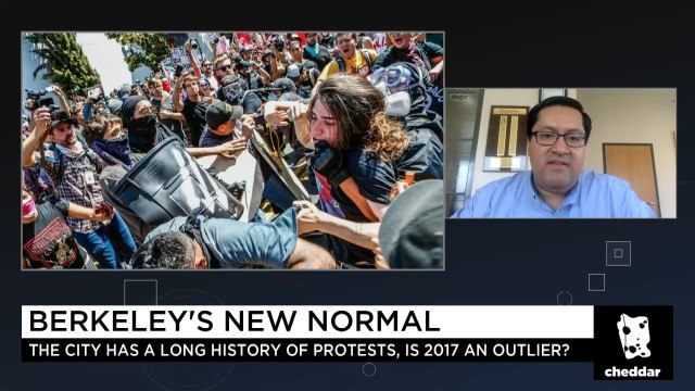Berkeley Mayor's Plan to Keep Protests From Getting Out of Control