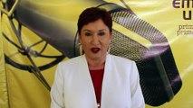 Saludo de la fiscal general, Thelma Aldana, en A Primera Hora