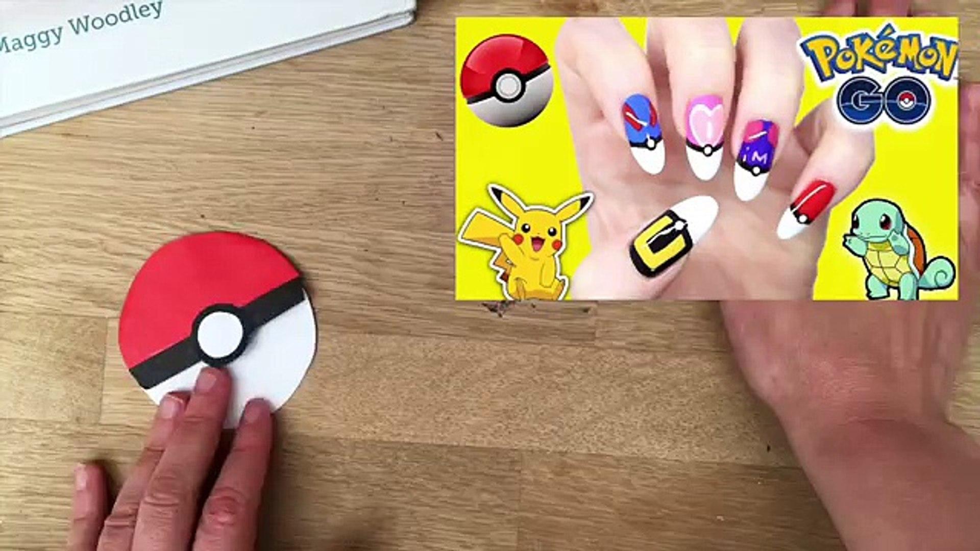 DIY Easy Pokeball From Cardboard (Henry Phạm) - YouTube | 1080x1920