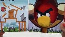 Le en colère des oiseaux film Ensemble de Dix content repas enfants jouets