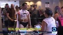 Facial hair fanatics face-off at Austin's 2017 World Beard and Moustache Championships
