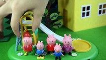 Cinq petit porc sauteur sur le lit petit singes sauteur sur le lit garderie
