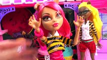 Monster High A Pack of Trouble Clawdia Clawd Clawdeen Howleen Wolf Review Unboxing
