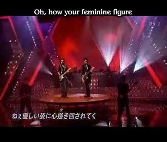 Akanishi Jin and Ueda Tatsuya - Butterfly + Subs