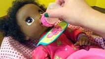 Vivant et bébé couvertures en changeant poupée alimentation de moi moi Nouveau temps équipe jouets Nous vous vous vous r