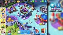 6 HOUR CALIFORNIA SCREAMIN WAIT? - Lets Play Disney Magic Kingdoms 4