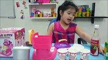 Cré crème bonjour Salut de la glace minou fabricant jouer crème glacée de jouets pour enfants machines 29 jouets en argile DOH