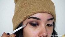Abordable beauté beauté marque tomber maquillage un tutoriel E.l.f |