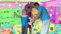 ИГРАЕМ в Свинку Пеппу МУМИЯ Челлендж Мультик Для Детей Play Peppa Pig Mummy challenge