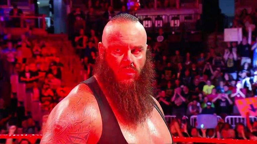 Roman Reigns VS Braun Strowman(Payback 2017)