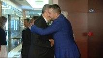 MHP ve Hüda Par'dan, Ak Partiye Ziyaret