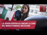 Victoria Torres da el salto al boxeo profesional