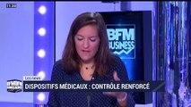 Les News: Contrôle renforcé pour les dispositifs médicaux - 02/09