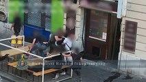 La police hongroise est plutot efficace... Arrestation ultra rapide de 4 suspects!
