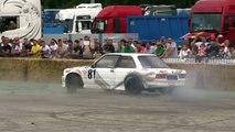 タンクローリーでドリフト!(笑)CRAZYな車達!street race, drift,engine swaps, Crazy Car