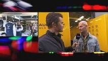 Grand Prix d'Italie - Matt Pokora au micro de La F1 sur CANAL !
