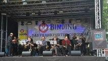 "Duke Ellington, ""Take the A Train"" - Hanauer Jazz Bigband spielt Jazzstandards - Museumsuferfest Frankfurt 2017"
