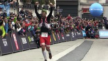 French athlete Francois D'Haene wins Mont-Blanc Ultra-Trail
