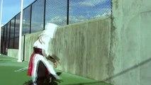TIC TAC/Horizontal Wall Run Tutorial - Assassins Creed Parkour
