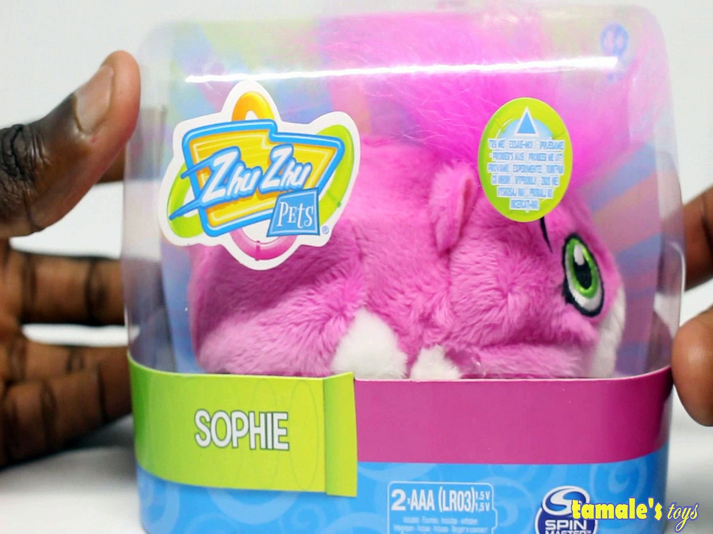 ZHU ZHU PETS, SOPHIE, REVIEW, Toys BABY Videos